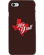 A Texas Greeting Phone Case tile