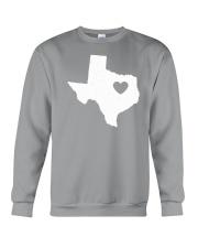 Texas Love Crewneck Sweatshirt thumbnail