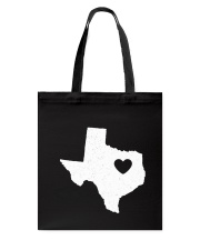 Texas Love Tote Bag thumbnail