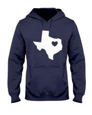 Texas Love Hooded Sweatshirt thumbnail