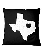 Texas Love Square Pillowcase thumbnail