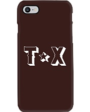 Texas Abbreviation Phone Case thumbnail