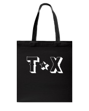 Texas Abbreviation Tote Bag thumbnail