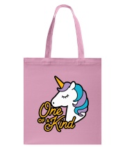 One of a Kind Tote Bag back