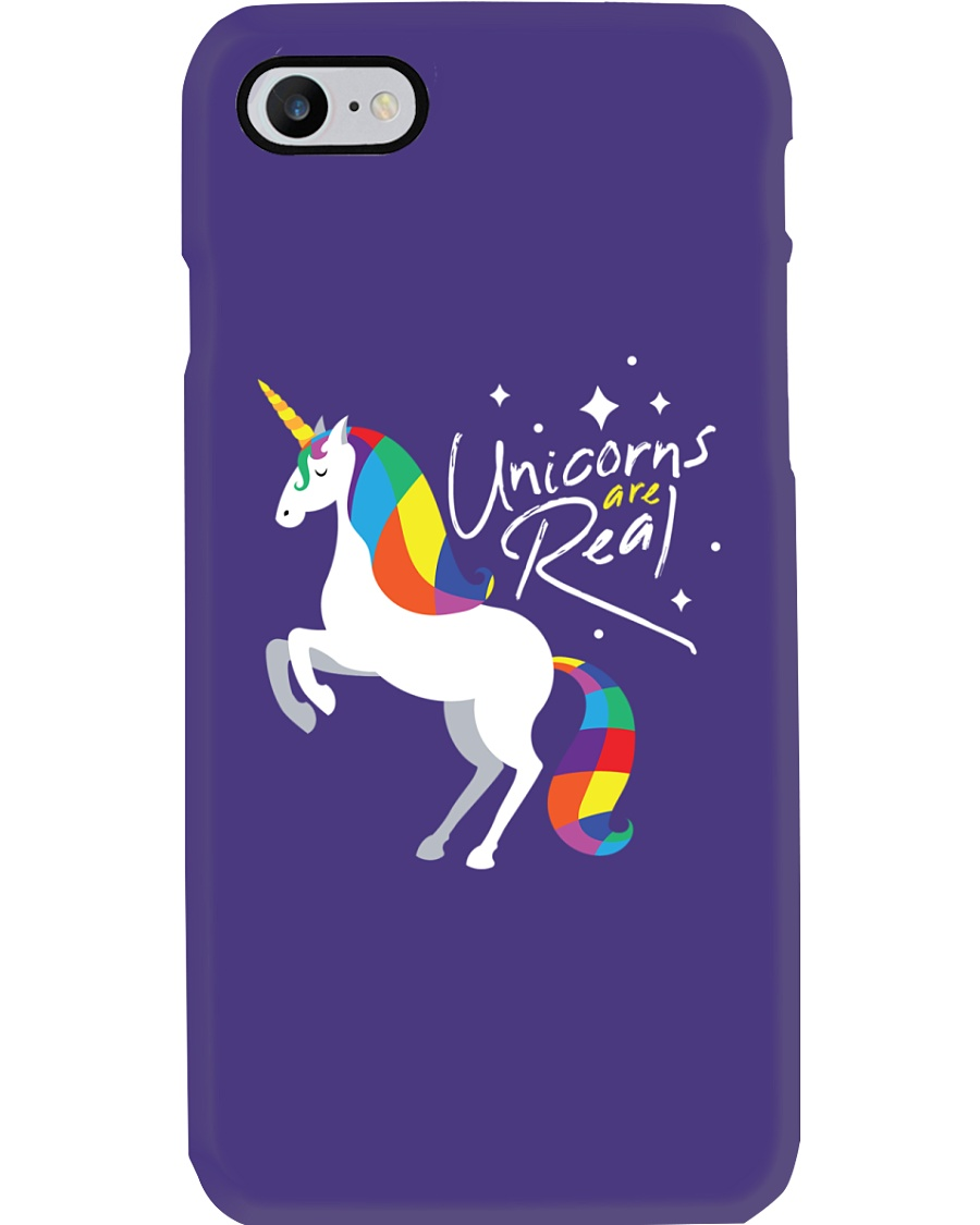 Unicorns Are Real Phone Case