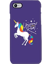 Unicorns Are Real Phone Case i-phone-7-case