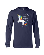 Unicorns Are Real Long Sleeve Tee thumbnail