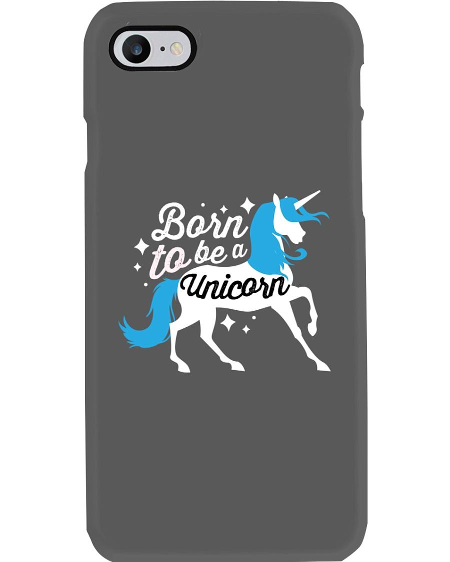 Born to be a Unicorn Phone Case