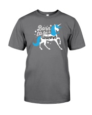 Born to be a Unicorn Premium Fit Mens Tee tile