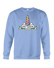 Stay Unique Crewneck Sweatshirt thumbnail