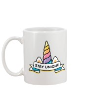 Stay Unique Mug back