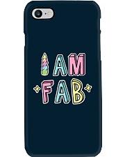 I Am Fab Phone Case i-phone-7-case
