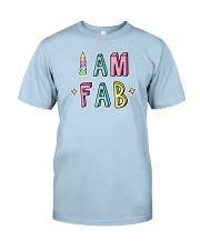 I Am Fab Classic T-Shirt thumbnail
