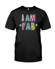 I Am Fab Premium Fit Mens Tee tile