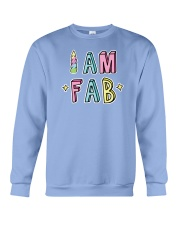 I Am Fab Crewneck Sweatshirt thumbnail