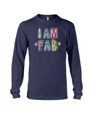 I Am Fab Long Sleeve Tee tile