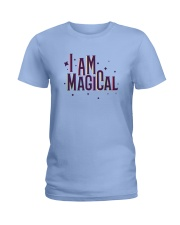 I Am Magical Ladies T-Shirt thumbnail