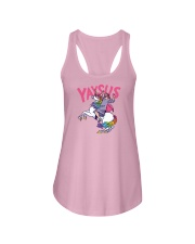 Yaysus Ladies Flowy Tank tile
