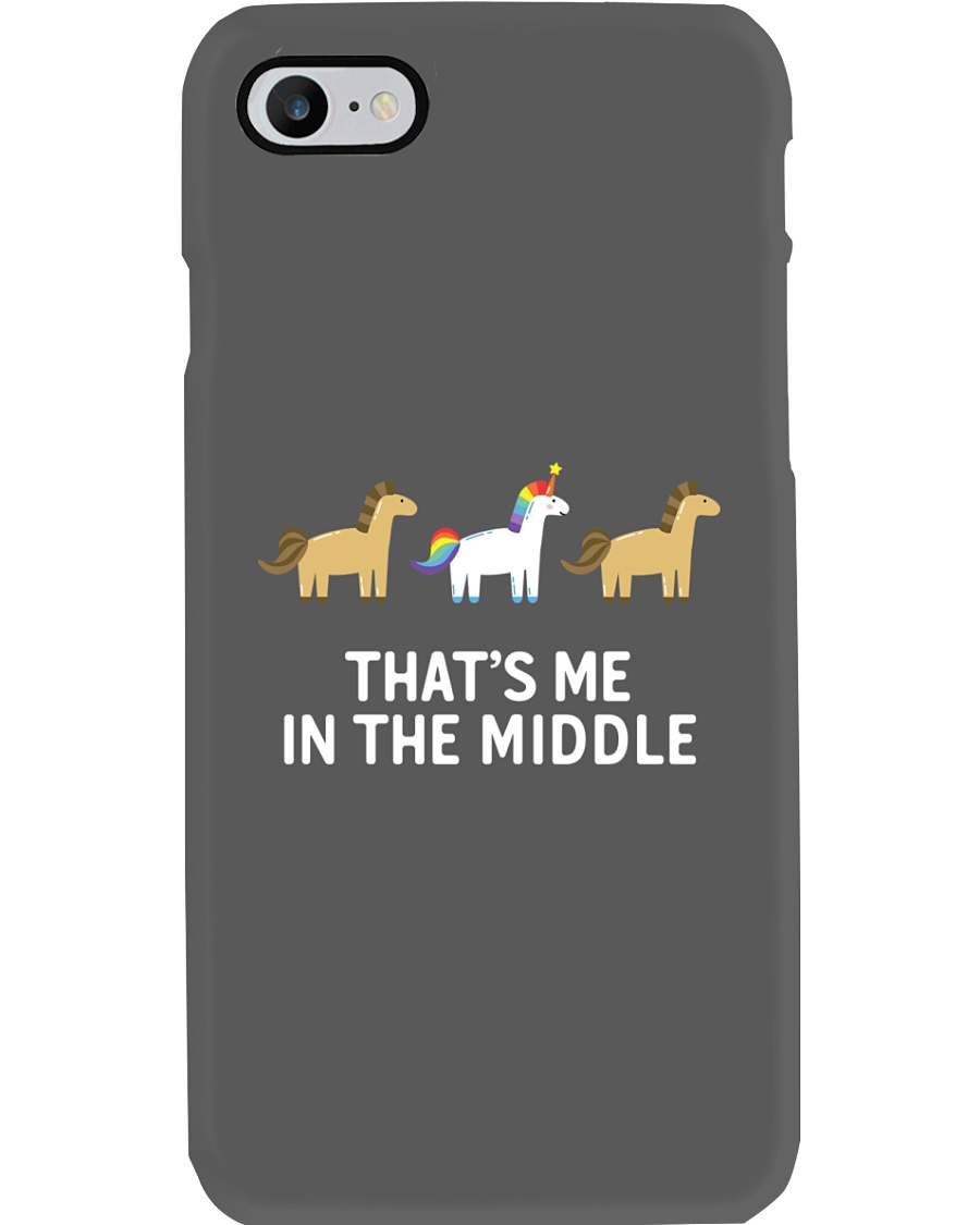 That's me in the Middle Phone Case