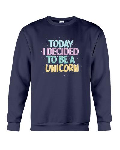 I Decided to be a Unicorn