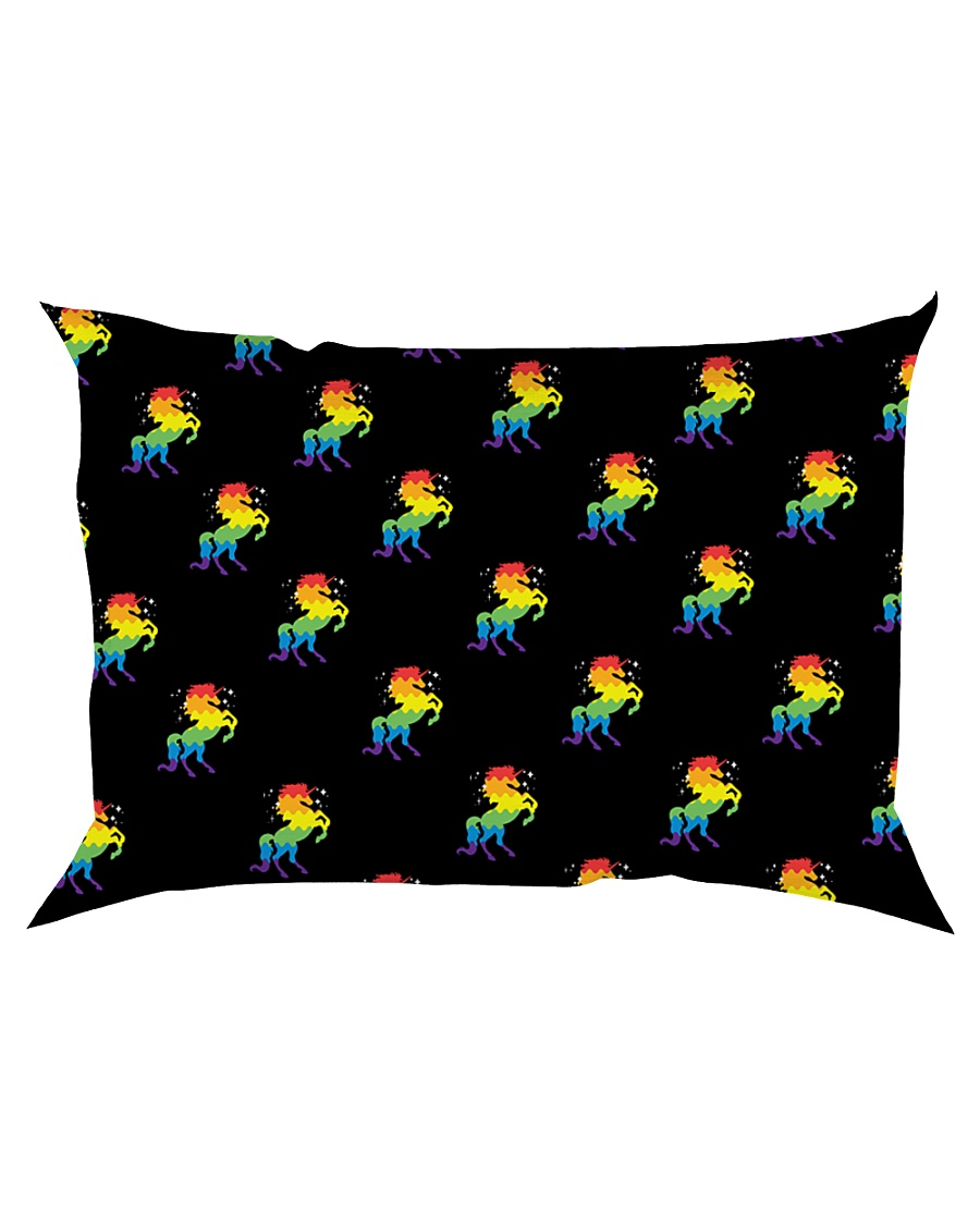 All those Unicorns Rectangular Pillowcase