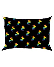 All those Unicorns Rectangular Pillowcase tile