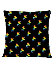 All those Unicorns Square Pillowcase front