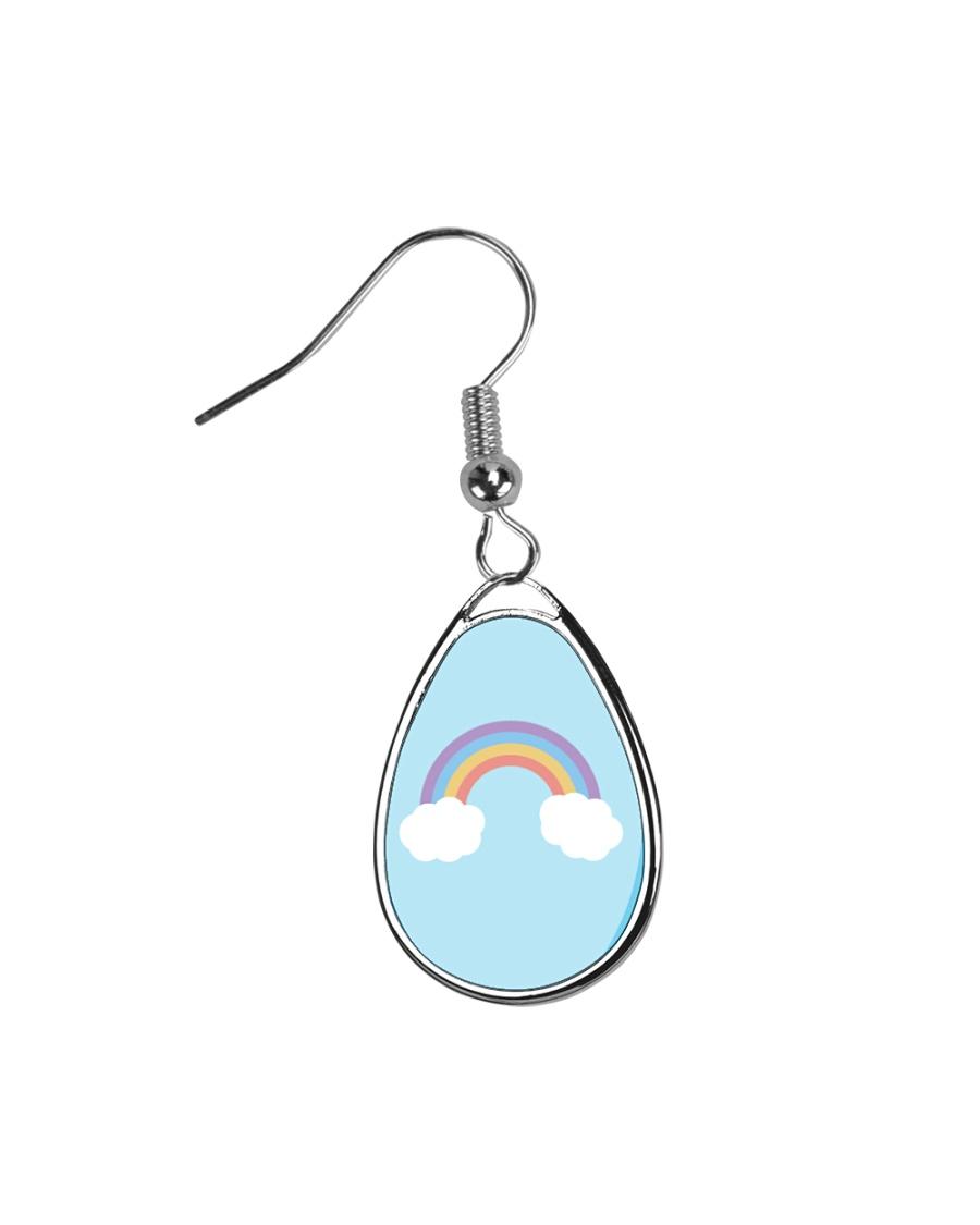 Rainbows Teardrop Earrings