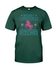Merry Christmas Bitches Premium Fit Mens Tee thumbnail
