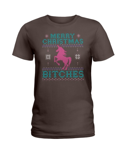 Merry Christmas Bitches