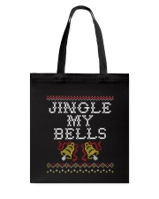 Jingle My Bells Tote Bag thumbnail