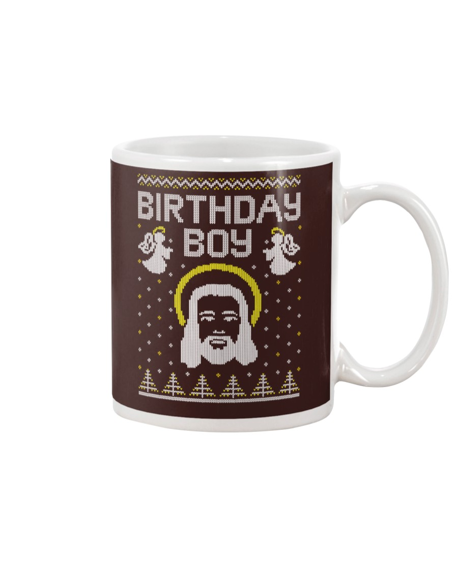 Birthday Boy Mug