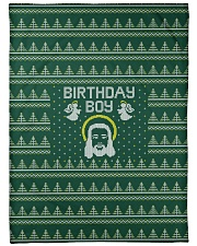 "Birthday Boy Large Fleece Blanket - 60"" x 80"" thumbnail"