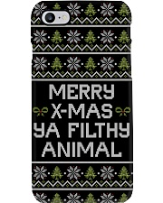 Merry Christmas Ya Filthy Animal Phone Case thumbnail