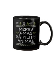 Merry Christmas Ya Filthy Animal Mug thumbnail