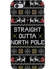 Straight Outta North Pole Phone Case thumbnail