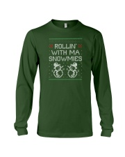 Rollin' With Ma Snowmies Long Sleeve Tee thumbnail