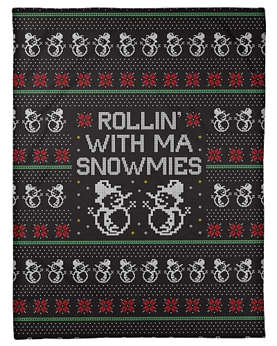 Rollin' With Ma Snowmies