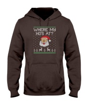 Where My Ho's At Hooded Sweatshirt thumbnail