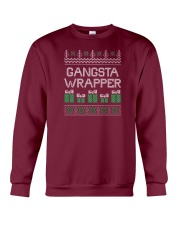 Gangsta Wrapper Crewneck Sweatshirt thumbnail