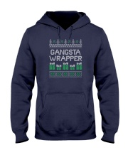 Gangsta Wrapper Hooded Sweatshirt thumbnail