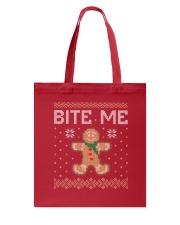 Bite Me Tote Bag thumbnail