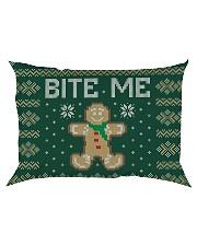 Bite Me Rectangular Pillowcase thumbnail