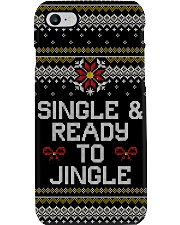 Single And Ready To Jingle Phone Case thumbnail