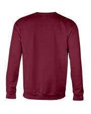 On The Naughty List Crewneck Sweatshirt back