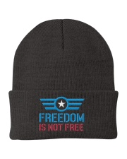 Fight For Freedom Knit Beanie front
