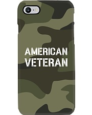Proud American Veteran Phone Case thumbnail