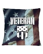 Veteran Honor Medal Square Pillowcase thumbnail