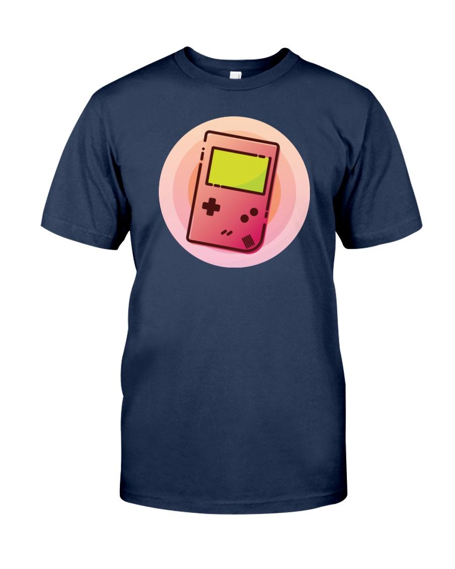 Retro Portable Console Classic T-Shirt