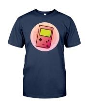 Retro Portable Console Classic T-Shirt front